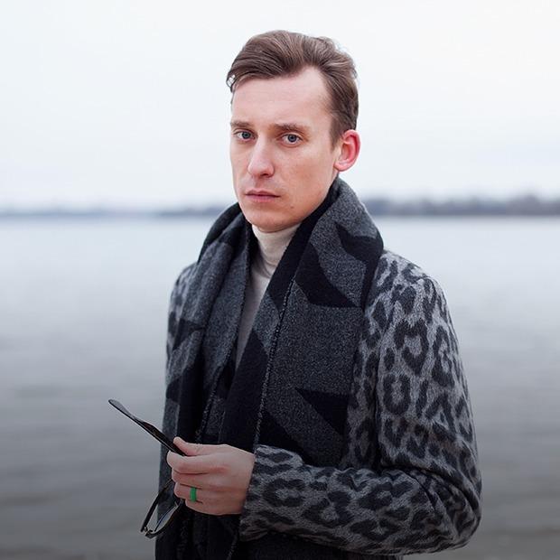 Захар Шлимаков, 32, дизайнер — Знешні выгляд на The Village Беларусь