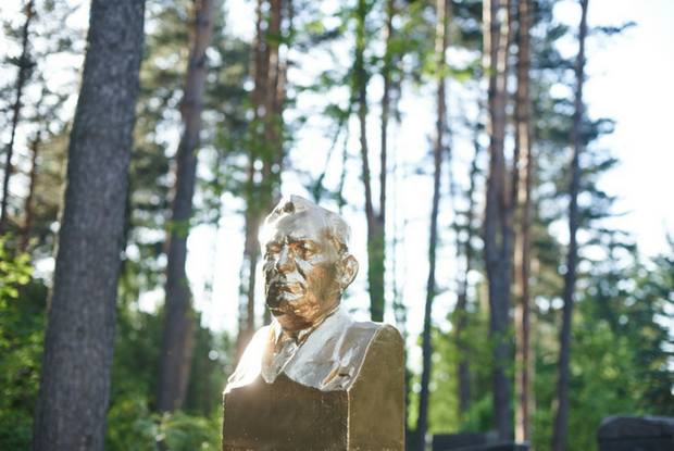 Бел-Лашез: как прогулять иностранного гостя по минским кладбищам — Гiд The Village на The Village Беларусь