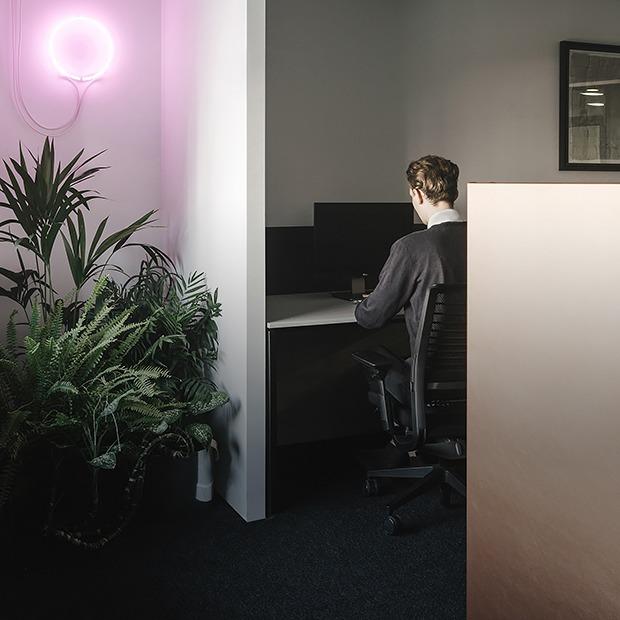 Новый офис программистов: модный, еще моднее — Офiс на The Village Беларусь
