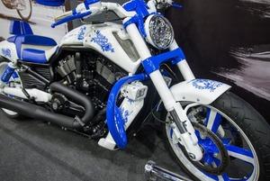 В Galleria Minsk открылась галерея эксклюзивных мотоциклов от Yuri Shif Custom