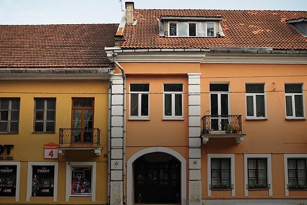 Студия дизайнера на улице, где в XIX веке стояли публичные дома