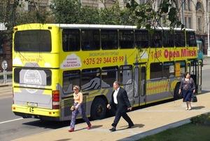 Взгляд свысока: почему в Минске слабо развиты экскурсии на двухэтажных автобусах?