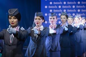 Как будут выглядеть стюардессы и пилоты «Белавиа»