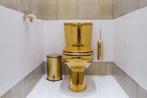 Пустят ли неопрятного человека в туалет модного бара? Проверяем на себе