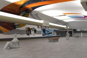 17-летний минчанин собирает деньги на редизайн станции «Молодежной» без согласования с метро