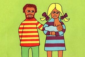 «Вызывает отвращение»: Смотрим книги по половому воспитанию