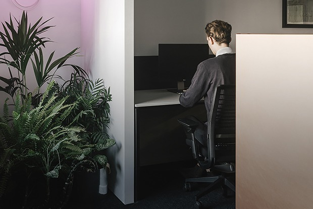 Новый офис программистов: модный, еще моднее