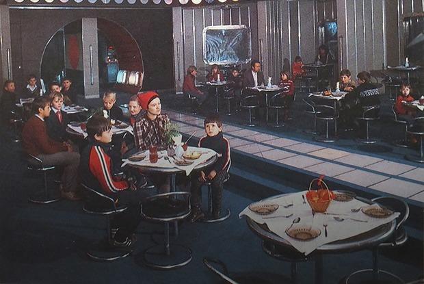 Как изменились интерьеры минских ресторанов спустя десятки лет