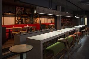 Владельцы «Винного шкафа» открыли заведение Ayahuasca с японско-перуанской кухней и вечеринками