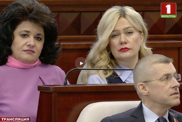 Узнали, кто эти женщины из видео обращения Лукашенко