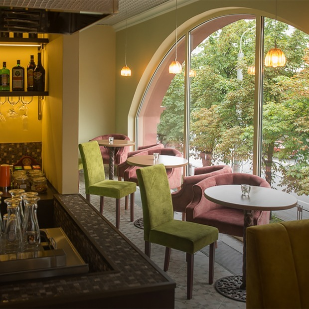 На Немиге открылся «Гриль Клуб» с мясом и вином