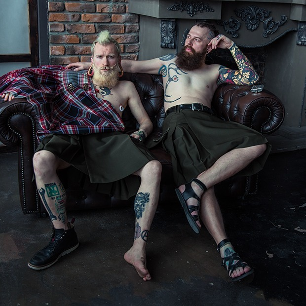 120 долларов, чтобы ходить без штанов: Две беларуски начали шить мужские юбки — Інтэрв'ю на The Village Беларусь