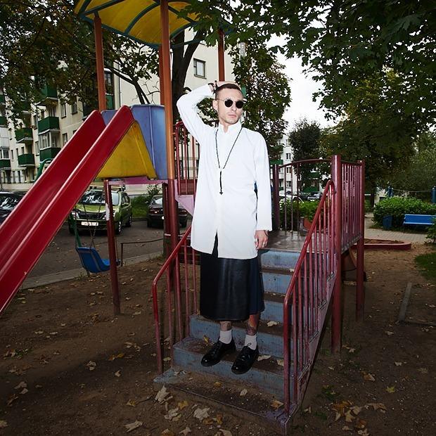 «Ты что, не мужик?»: Минчане, которые носят юбки — Знешні выгляд на The Village Беларусь