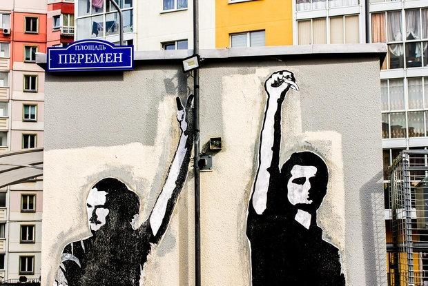 «Во время строительства сами жильцы возмущались»: Интересные факты о легендарной площади Перемен — Гід The Village на The Village Беларусь