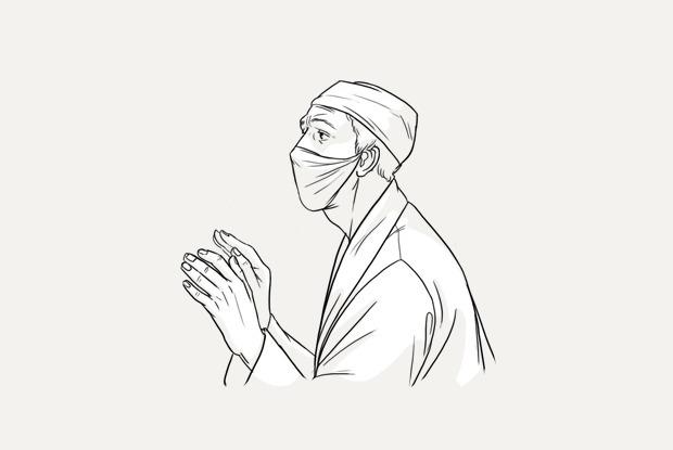 «Бросил окурок в труп, не на пол же бросать»: Я работаю санитаром в морге