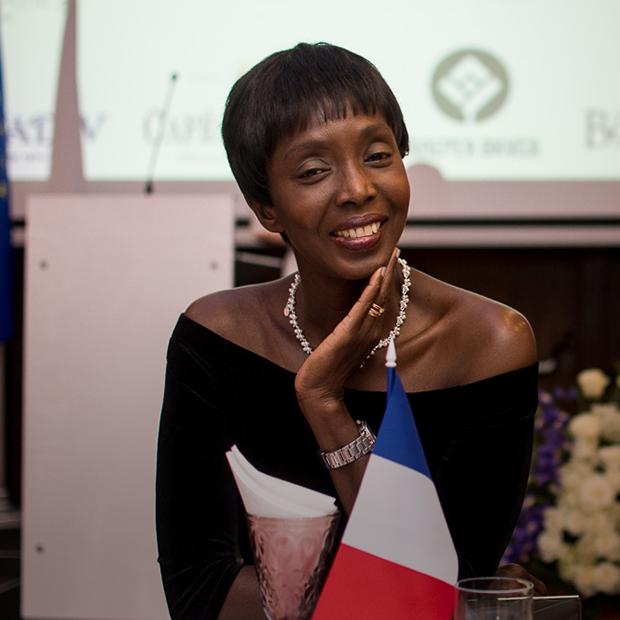 Кто пришел на закрытый прием посольства Франции