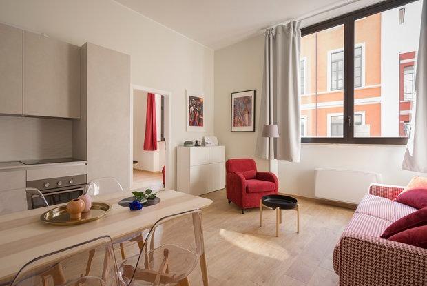 Как правильно обустроить квартиру со свободной планировкой — Дызайн-хак на The Village Беларусь