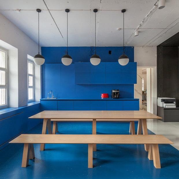 «На ремонт потратили 60 тысяч долларов»: Новый офис архитектурного бюро в историческом центре — Офiс на The Village Беларусь