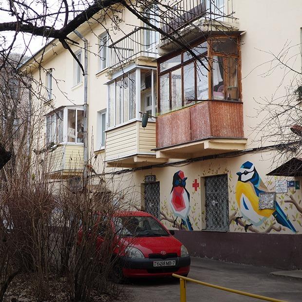 Я живу в квартире в стиле Hygge на самой тихой улице — Дзе ты жывеш на The Village Беларусь