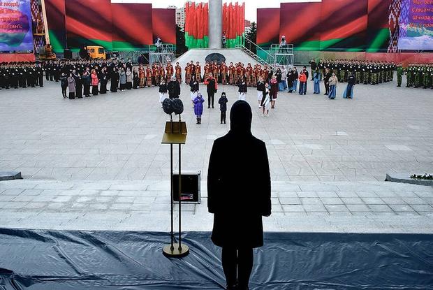 «Боялась спалиться»: Как беларуска проникла на митинг ябатек и ей заплатили 100 рублей за участие — Асабiсты вопыт на The Village Беларусь