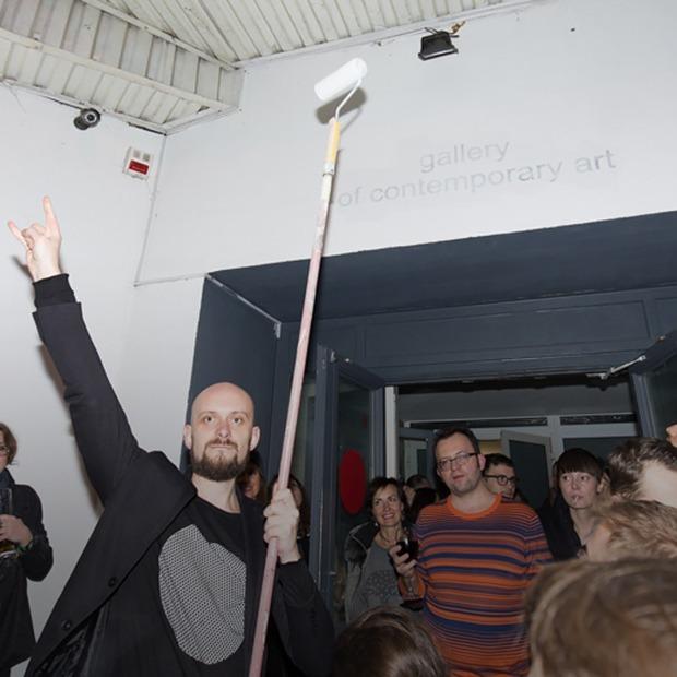 Как прошла последняя вечеринка в галерее «Ў» — Галерэі на The Village Беларусь