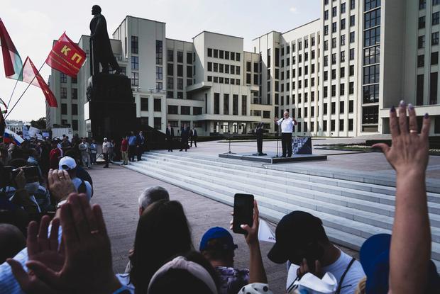 «Нечто потрясающее»: Расследование Bloomber о том, как именно беларуские власти отключают интернет