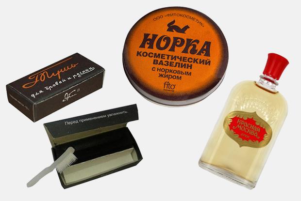 10 культовых средств для макияжа из СССР, которые можно купить в Минске  — Гiд The Village на The Village Беларусь