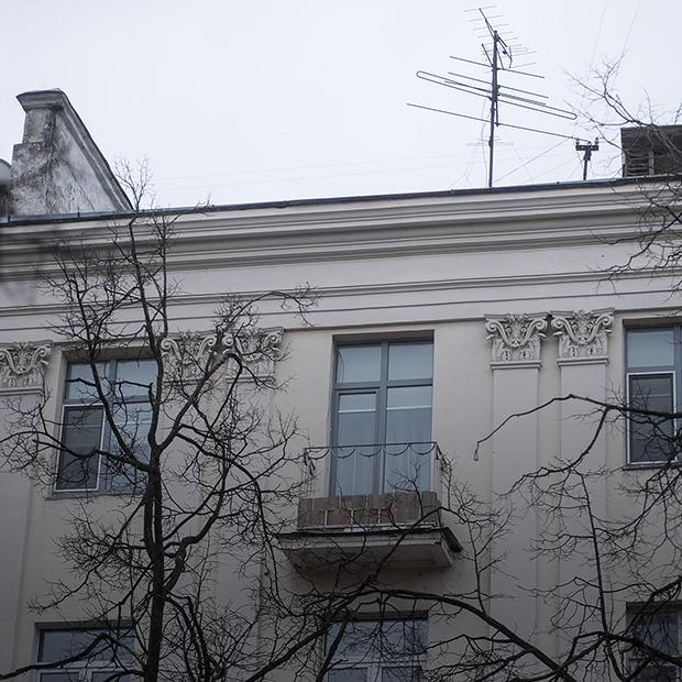 Я живу на Комсомольской в доме сотрудников Гидрометцентра — Дзе ты жывеш на The Village Беларусь