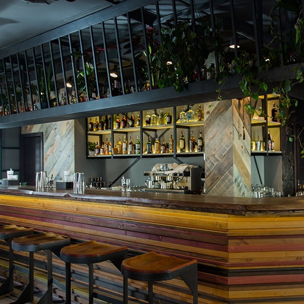 На Революционной открылся бар с азиатской кухней — Месца на The Village Беларусь