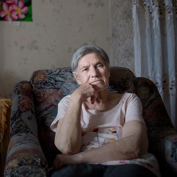 «Ели все, даже человеческое мясо»: Воспоминания 92-летней минчанки — Людзi ў горадзе на The Village Беларусь