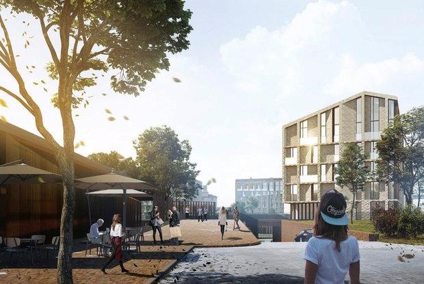 Что московский архитектор предлагает «А–100» построить в центре Минска — Aрхітэктура на The Village Беларусь
