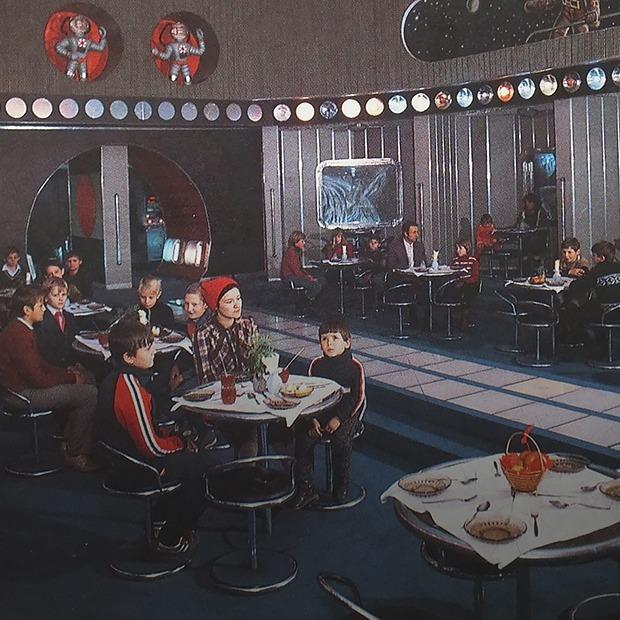 Как выглядели минские рестораны 60 лет назад — Было — стала на The Village Беларусь