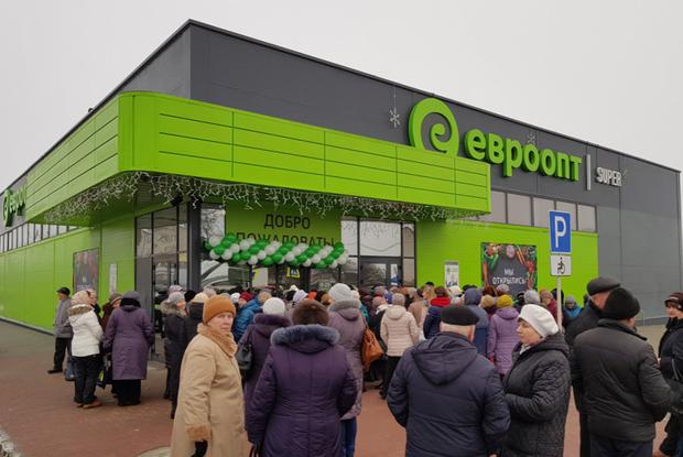 «Евроопт» захватит всю Беларусь? Как происходит передел рынка магазинов в стране