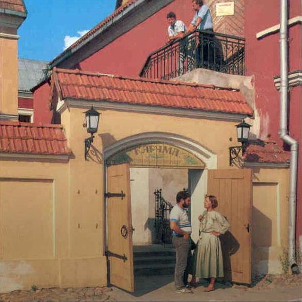 Как выглядели кафе и рестораны в советском Минске