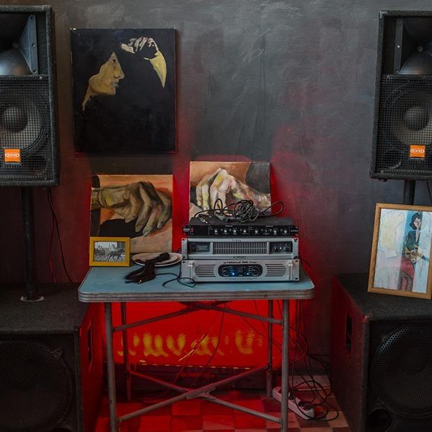 На Октябрьской откроется креативное пространство Squat: Обещают крутой звук и нестандартные выставки — Грамадскія прасторы на The Village Беларусь