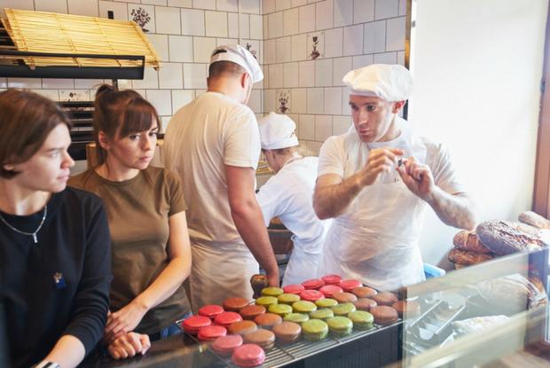 В Минске открылась первая кафе-пекарня французской сети PAUL — Месца на The Village Беларусь
