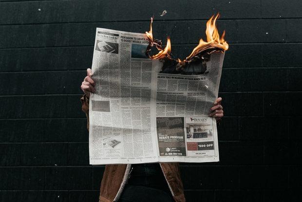 «Снимки мертвого Децла, лежащего на полу, — это неэтично»: Можно ли публиковать фото трупов?