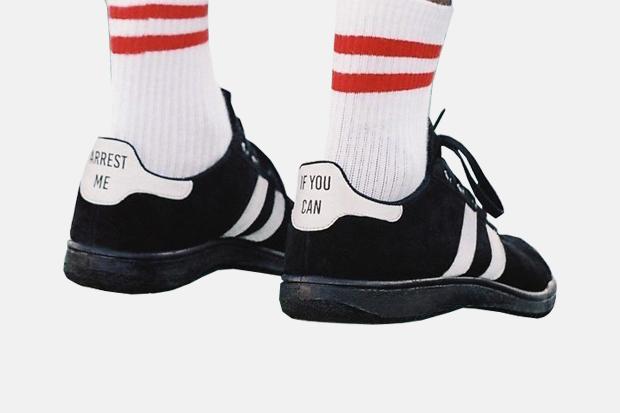 Показываем новые модные кеды, созданные Ceremony в коллаборации с «Лидской обувной фабрикой»