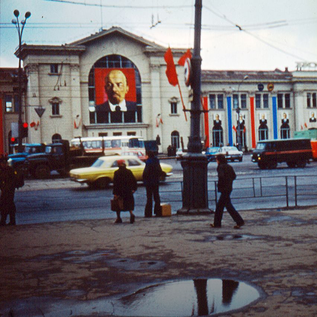 Как выглядел Минск без Лукашенко — Было — стала на The Village Беларусь