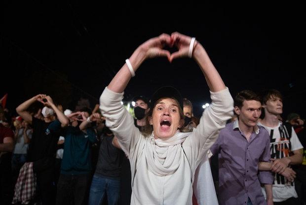 «Уходи»: Самые невероятные события 100 дней протеста — Што робiцца на The Village Беларусь