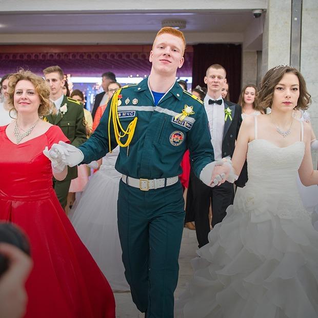 Как одеты гости бала православной молодежи — Вечарына на The Village Беларусь