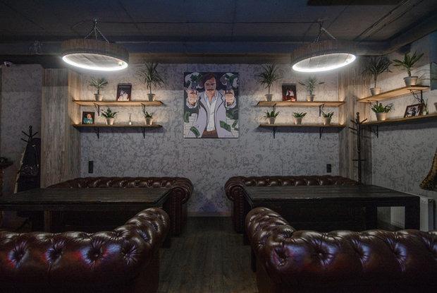 На Зыбицкой открылся бар «Эскобар», где обещают вечеринки в стиле колумбийского наркобарона — Новае месца на The Village Беларусь