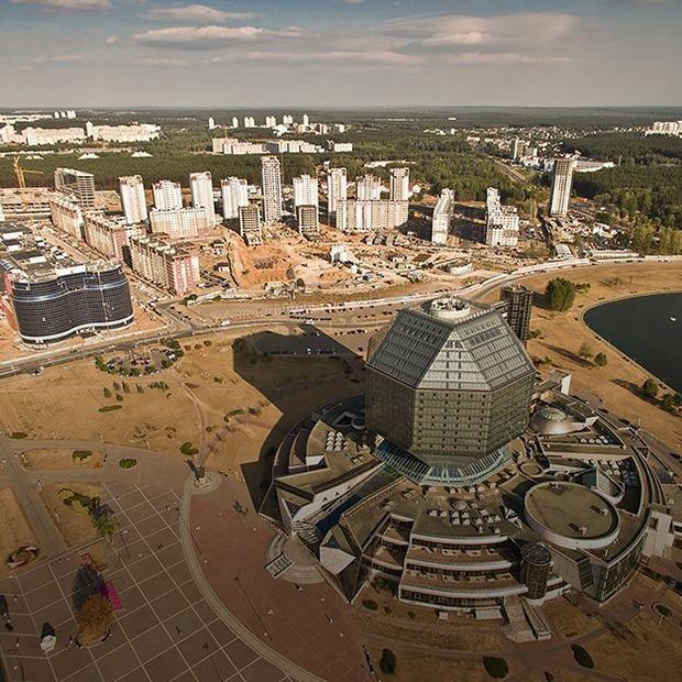 Большие перемены: Как менялся Минск на панорамах Яндекса — Дзяжурны па горадзе на The Village Беларусь