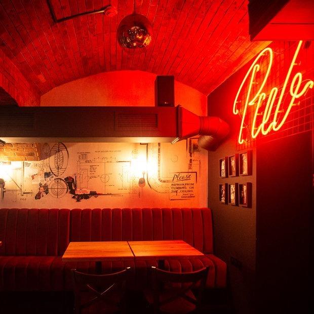 Новый паб Vinie Jones от создателей El Pushka: Понятное пиво, кикер и знаменитый «Лонг-Айленд» — Новае месца на The Village Беларусь