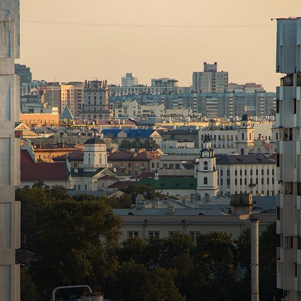 Что можно увидеть с минских крыш днем — Гід The Village на The Village Беларусь