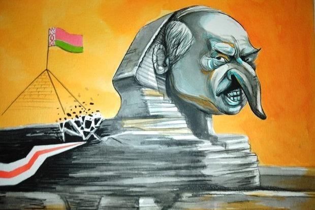 «Даже там знают про сабачку»: Весь мир рисует карикатуры про обстановку в Беларуси — Ёсць пытанне на The Village Беларусь
