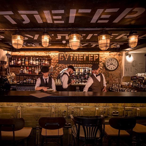 На Интернациональной открылся speakeasy бар «Бутлегер» с засекреченным входом — Новае месца на The Village Беларусь