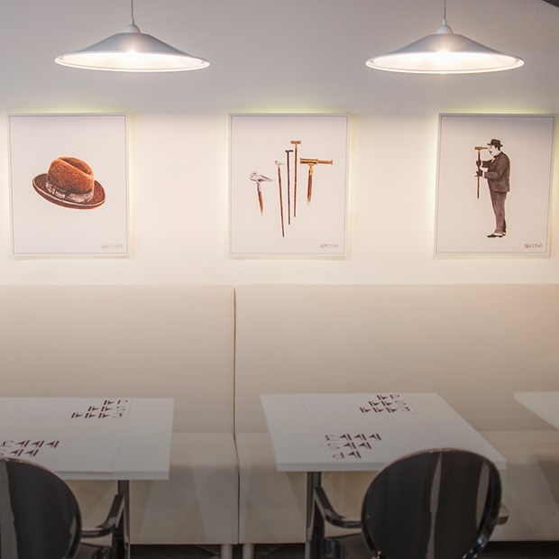 На Интернациональной открылась брассерия «Эркюль» с мидиями и бельгийскими вафлями