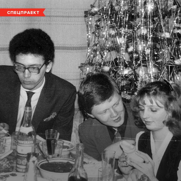 Как встречали новый год в Минске 60-х: Мы никогда не сидели до пяти утра у телевизора