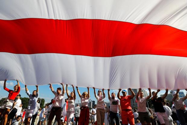 «Это мощь»: 7 признаков того, что протест не сдулся, а наоборот — Меркаванне на The Village Беларусь